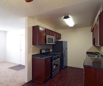 Kitchen, San Miguel Court