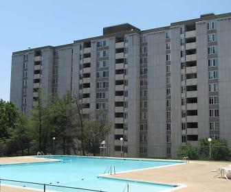 Takoma Towers, University of Maryland  College Park, MD