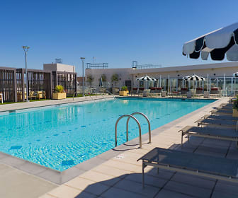 Pool, Fusion Apartments