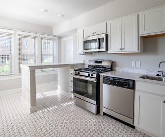 Kitchen, Buckingham Balmoral