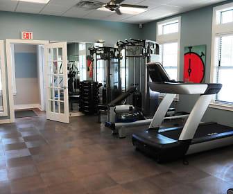 Fitness Weight Room, Berkeley Manor/Watkin's Village