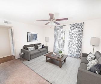 Living Room, Saddle Horn Vista