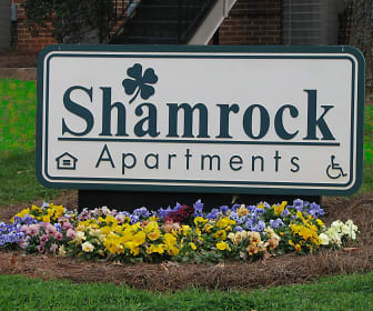 Shamrock Apartments, Cameron Park, Raleigh, NC