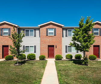 Hawkins Point Townhomes, Coulterville, IL