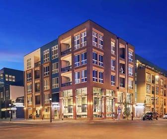 Building, City House Apartments