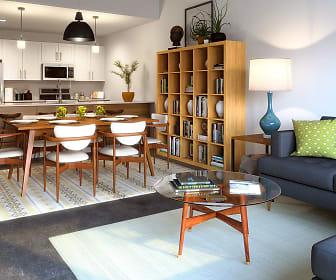 Living Room, Second & Delaware