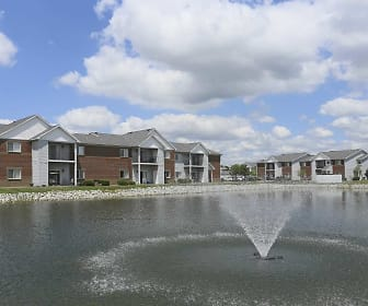 Lake, Cross Lake Apartments