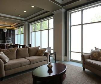 Living Room, Residences Of Creekside