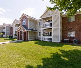 Crown Pointe Apartments, Ashworth Estates, West Des Moines, IA