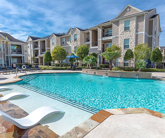 Pool, The Eaglebrook Apartments