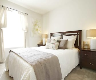 Bedroom, Ventana Hills Apartments