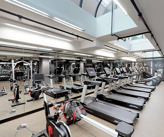 Fitness Weight Room, 1301 Thomas Circle