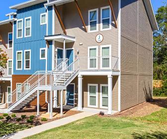 Building, Archer Apartments