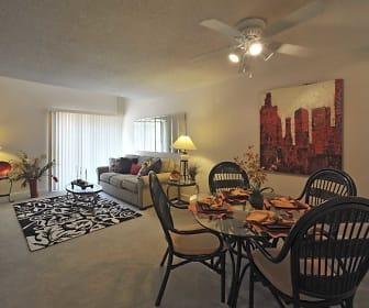 Interior-Living Room, Woodstream
