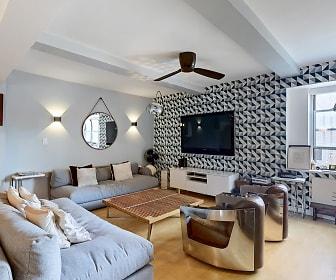 Living Room, 530 Grand Street