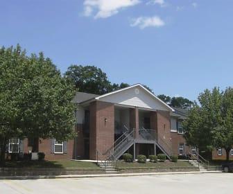 Building, Mountain Ridge