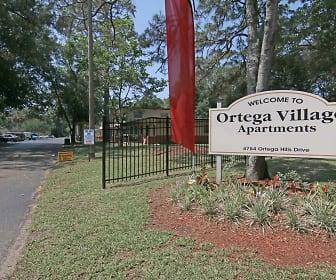 Ortega Village, Robert E Lee High School, Jacksonville, FL