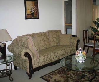 Living Room, Liberty Towers