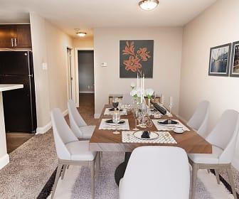 Dining Room, Stevenson Lane