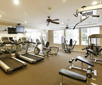 Fitness Weight Room, Monarch At Dos Vientos Ranch