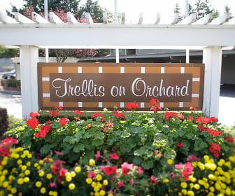 Community Signage, Trellis on Orchard