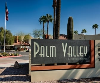 Building, Palm Valley Apartment Homes