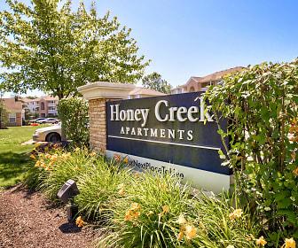 Community Signage, Honey Creek