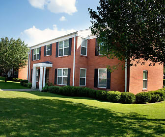 Building, Oak Garden Apartments