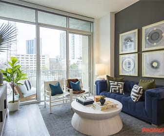 Living Room, Alexan on 8th