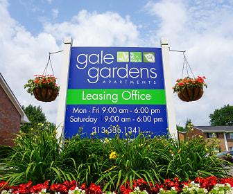 Gale Gardens Apartments, Melvindale, MI