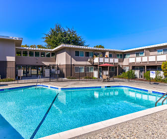 Twin Pines Manor Apartments, Sunnyvale, CA