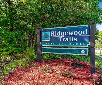 Community Signage, Ridgewood Trails