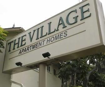 Building, The Village