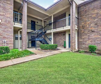 Bent Tree Trails, ED Walker Middle School, Dallas, TX
