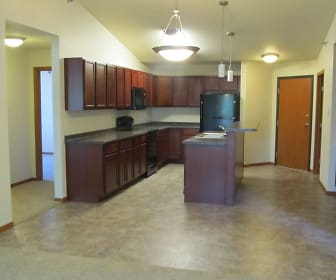 Kitchen, Prescott Place Apartments