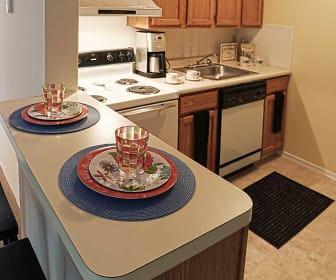 Kitchen, Four Seasons