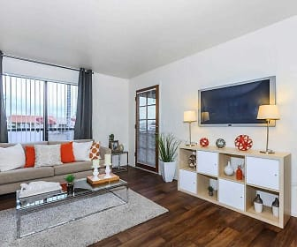 Living Room, Park Terrace