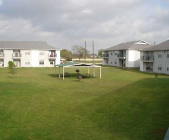 Landscaping, Country Village Apartments