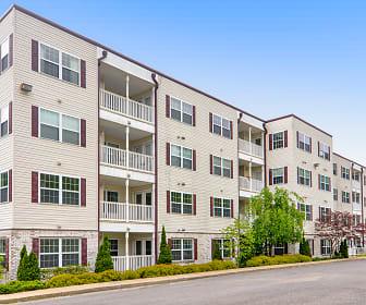 West Park Apartments, West Virginia University, WV