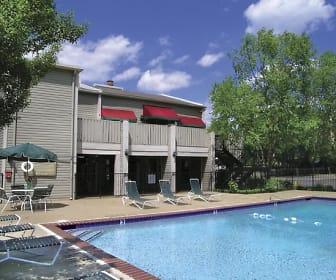 Pool, Cedar Mill Apartments & Townhomes