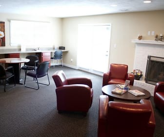 Clubhouse, Northwoods Apartments