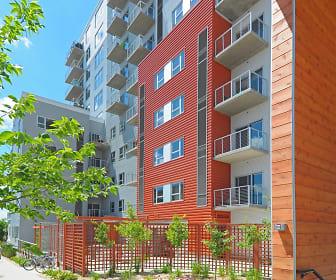 Building, 306 West Apartments