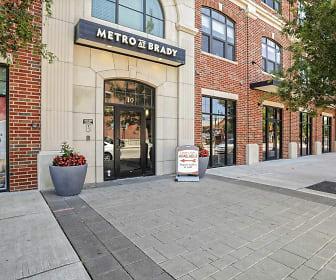 Leasing Office, Metro at Brady Arts District/Tribune Lofts
