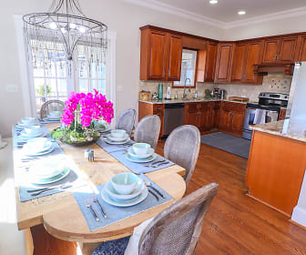 Dining Room, 1319 Thomas Ave
