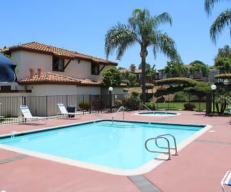 Pool, Diamond Pointe Apartments