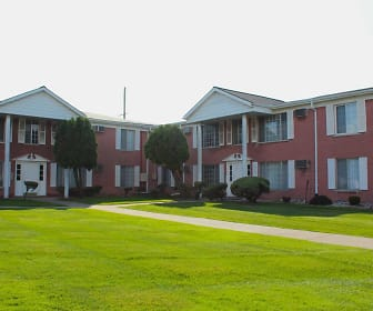 Centerline Plaza Apartments, Crothers Elementary School, Warren, MI