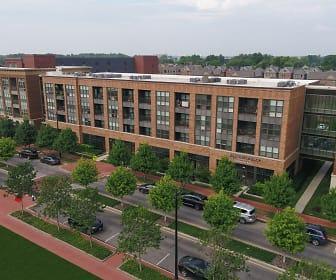 Apartments at the Yard: Keystone, Thomas A Edison Intermediate School, Columbus, OH
