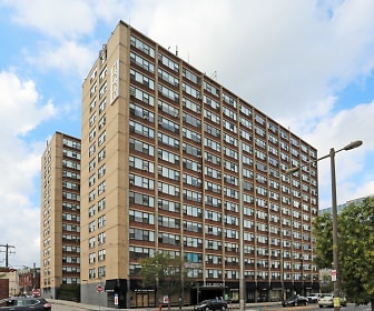 Building, Apartments At 1220