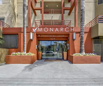 Community Signage, Monarch