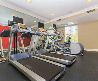 Fitness Weight Room, Heritage Square Senior Apartment Homes